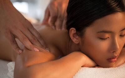 Ganzheitliche Massage